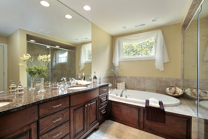 Bathroom remodeling and finishing contractor serving for Bath remodel ct
