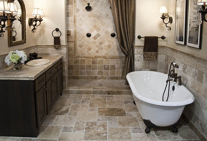 Photo Showcasing A Bathroom Remodel In Somers, New York.