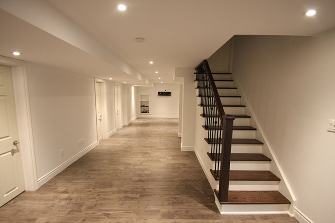 Basement Finishing And Remodeling Contractor In Mount